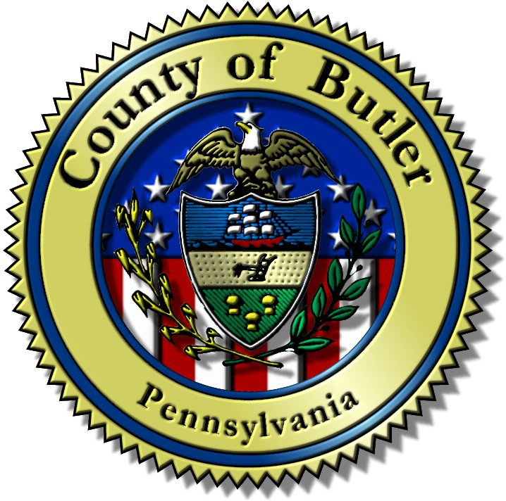 Official Seal of Butler County